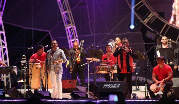 """Festival Musical """"Unidos por la cumbia"""""""