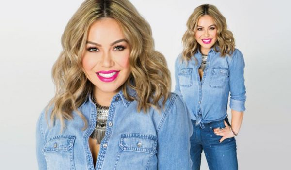 ¡Chiquis Rivera al natural!
