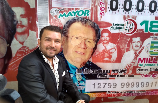 ¡Billete de Don Cruz Lizárraga!