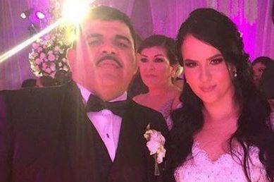 Chuy Lizarraga se casa a la mexicana