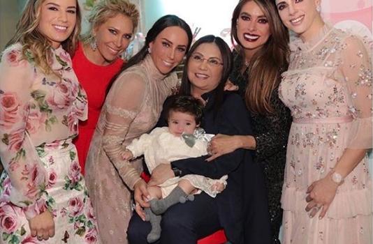 ¡Polémico Final en el bautizo de la hija de Inés Gómez Mont!