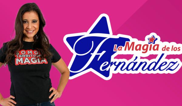 La Magia de los Fernandez con Nazira