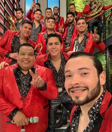 Banda Los Sebastianes recibe Discos De Oro