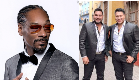 Snoop Dogg a dueto con la Banda MS