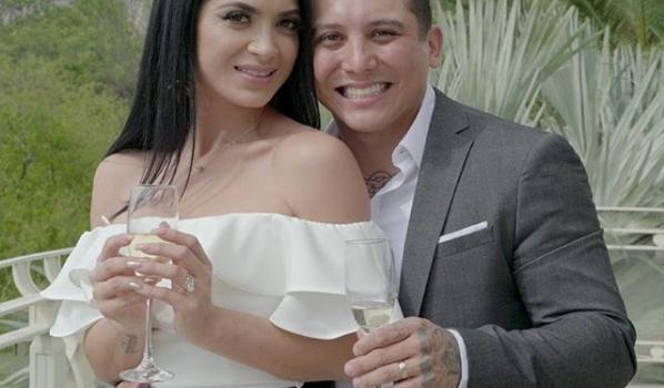 ¡Edwin Luna se casa por el civil!