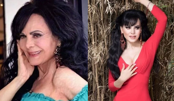 ¡Maribel Guardia por fin ENVEJECE!